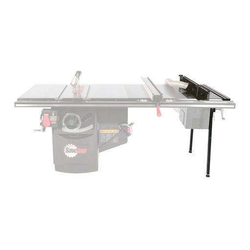 """View a Larger Image of ICS 30"""" In-Line Router Table Kit"""
