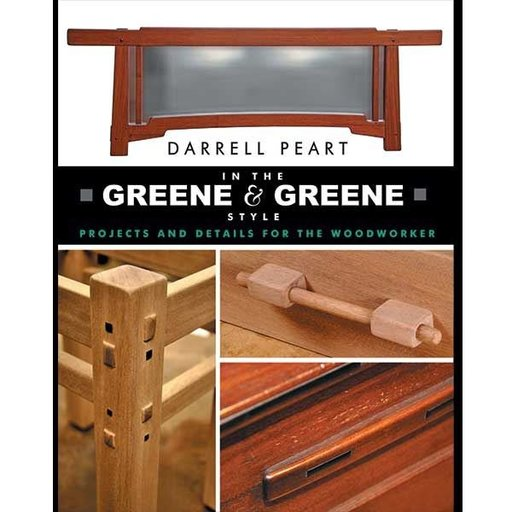 View a Larger Image of In the Greene & Greene Style