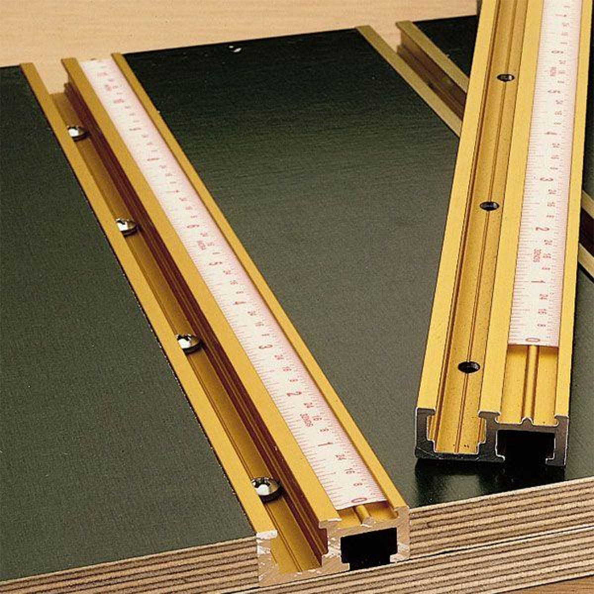 """View a Larger Image of 24"""" Length T-Track Plus"""
