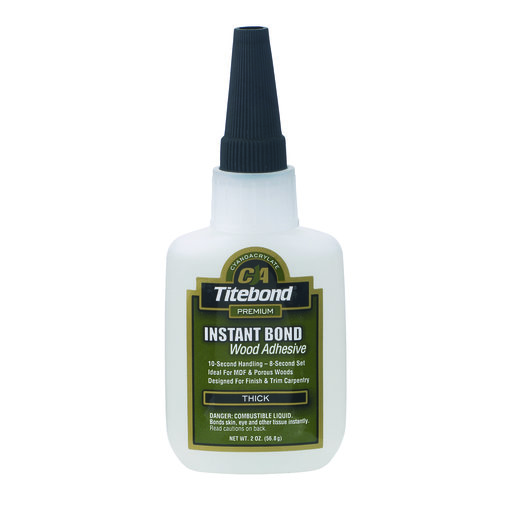 View a Larger Image of Instant Bond CA Adhesive, Thick 2-oz