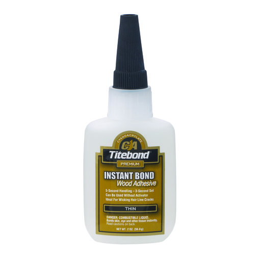 View a Larger Image of Instant Bond CA Adhesive, Thin 4-oz