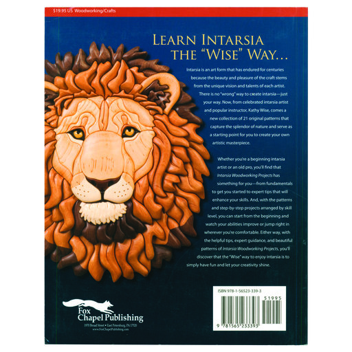 View a Larger Image of Intarsia Woodworking Projects