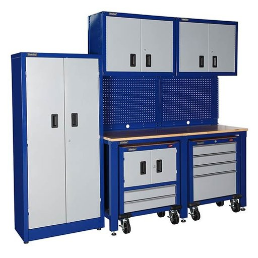 View a Larger Image of 8-Piece Garage Storage System