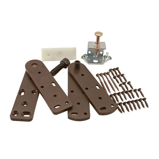 View a Larger Image of InvisiDoor Pivot Hinge Kit