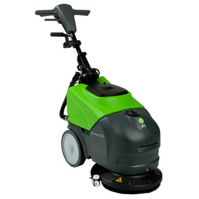 """14"""" Battery Operated Automatic Scrubber with On-board Charger, Model CT15-B"""