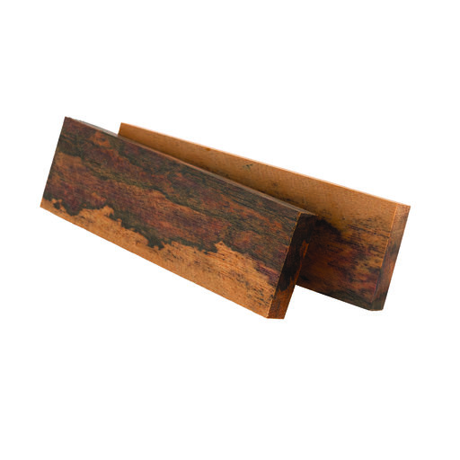 """View a Larger Image of Ironwood, Surinam 3/8"""" x 1-1/2"""" x 5"""" Wood Knife Scale 2 pc"""