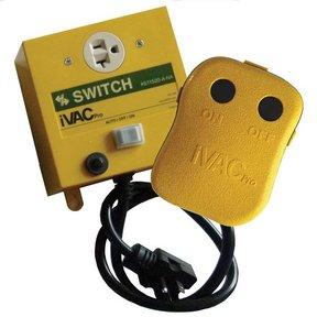 PRO 115-Volt Remote Control For Dust Collectors