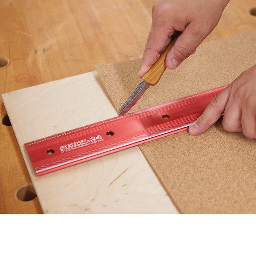 View a Larger Image of Japan Woodworker Blue Steel Shop Knife