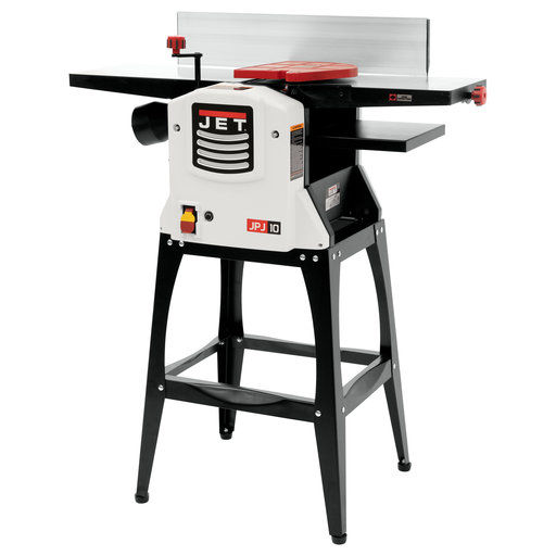 """View a Larger Image of 10"""" Jointer / Planer Combo with Stand, Model JJP-10BTOS"""