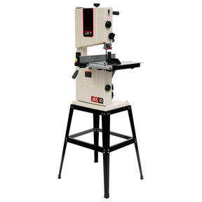 """JWB-10 1/2HP 10"""" Open Stand Bandsaw"""