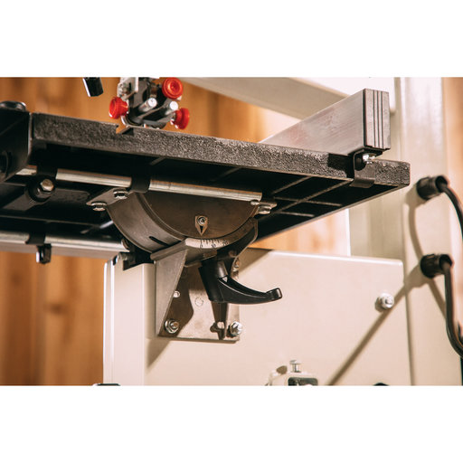 """View a Larger Image of JWB-10 1/2HP 10"""" Open Stand Bandsaw"""