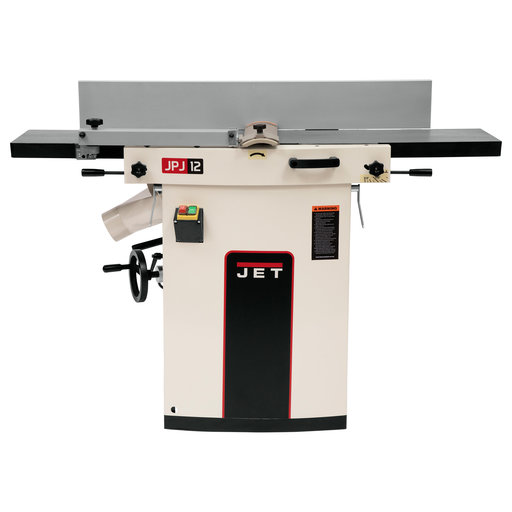"""View a Larger Image of 12"""" Planer/Jointer Combo Machine, Model JJP-12"""