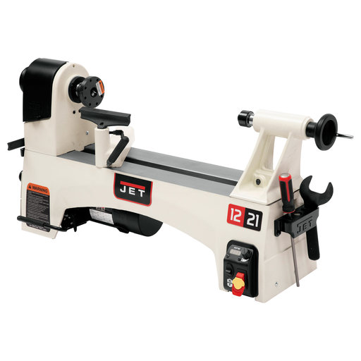 View a Larger Image of Lathe Model 1221VS