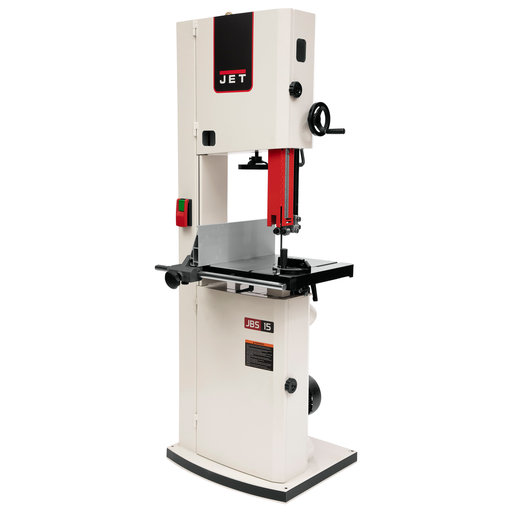 """View a Larger Image of JWBS-15-3 3HP 15"""" Bandsaw"""