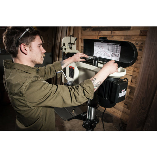 "View a Larger Image of 17"" Drill Press, Model JDP-17"