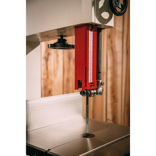 """View a Larger Image of JWBS-18 1-3/4HP 18"""" Bandsaw"""