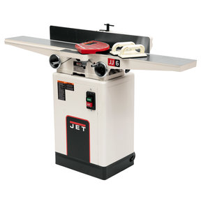 """6"""" Deluxe Jointer with QS Knives, Model JJ-6CSDX"""