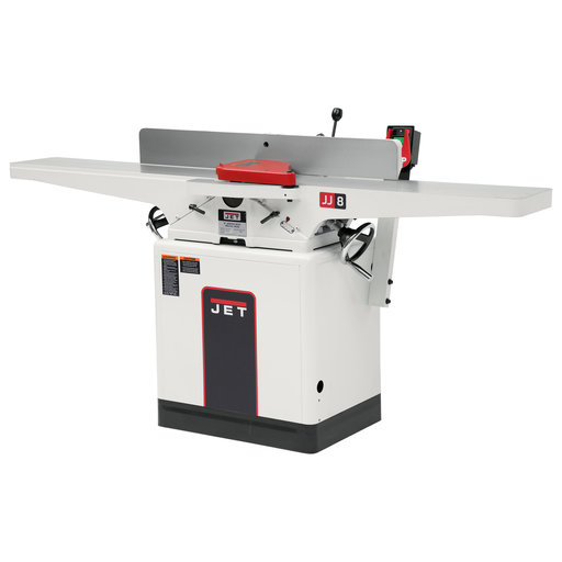 View a Larger Image of 8in Helical Head Jointer, Model JWJ-8HH