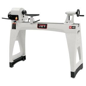 "14 x 40"" Wood Lathe with Legs Model JWL-1440VSK"