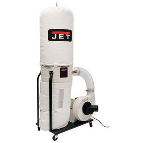 Vortex Cone Dust Collector, 2HP 1PH 230V, 30-Micron Bag Filter Kit, Model DC-1200VX-BK1