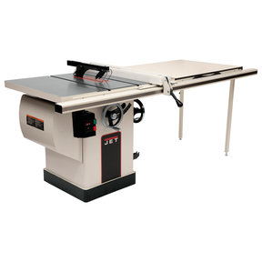 """3HP 1PH 230V XACTASAW Deluxe Table Saw with 50"""" Rip Capacity"""