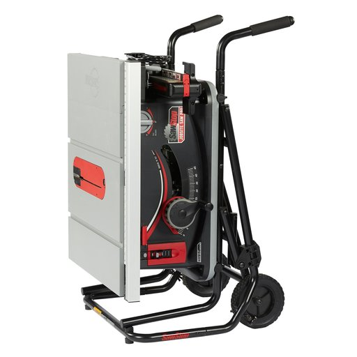 View a Larger Image of 1-1/2HP 1PH 120V Jobsite Saw PRO with Mobile Cart Assembly