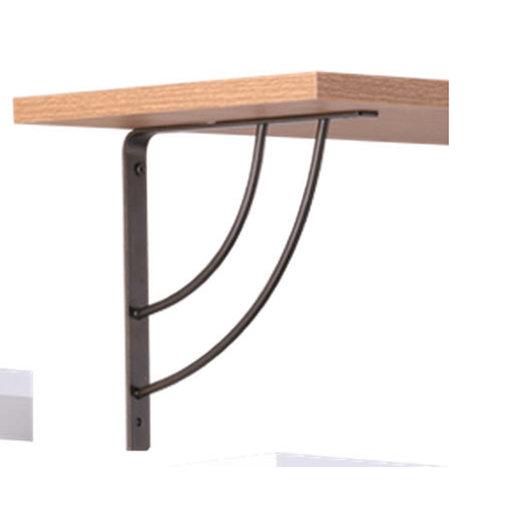 "View a Larger Image of John Sterling Milano Decorative Bracket, 8"", Bronze Finish"
