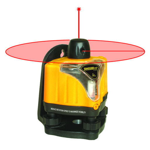 View a Larger Image of Manual-Leveling Rotary Laser Kit