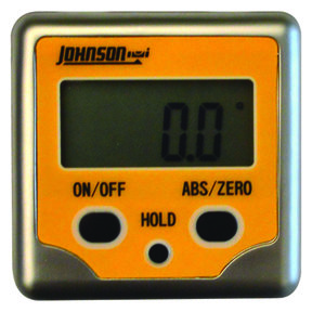 Professional Magnetic Digital Angle Locator, 3 Button