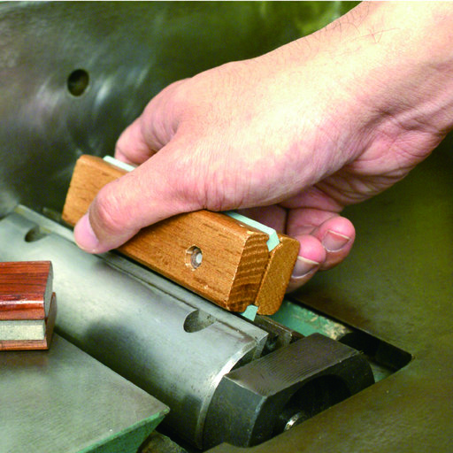 View a Larger Image of Jointer Blade Hone, Aluminum Oxide