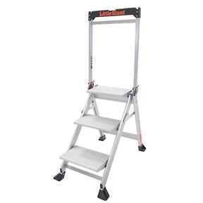 Jumbo Step 3-Step Ladder
