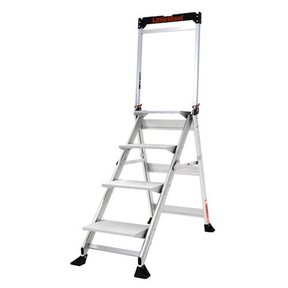Jumbo Step 4-Step Ladder