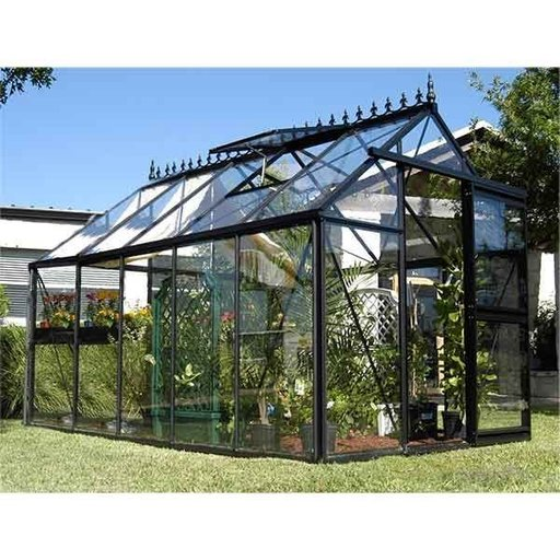 """View a Larger Image of Junior Victorian Greenhouse 7'9"""" x 12'6"""""""