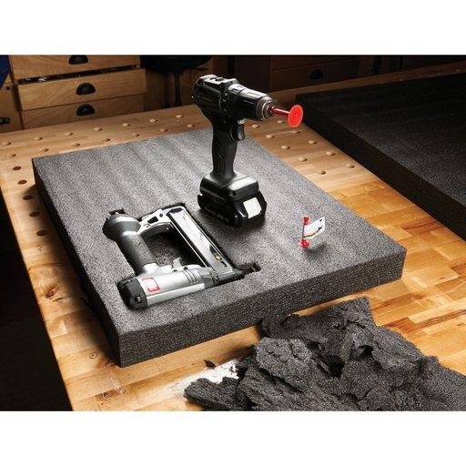 View a Larger Image of Kaizen Foam Spin Cutter