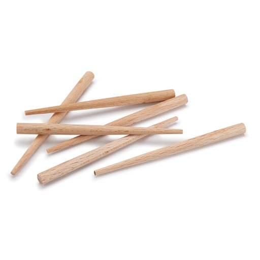 View a Larger Image of Kakuri Tapered Wooden Nails, Large 90-piece