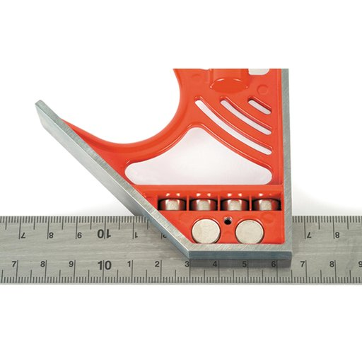 View a Larger Image of Magnetic Combination Square