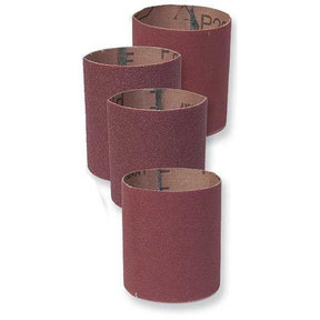 King Arthur Extra Fine Long Drum Sleeves, 320 Grit, 4 pack