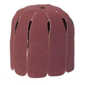 Round Sanding Sleeves 120 Grit - 3 Pack