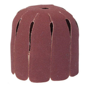 Round Sanding Sleeves 60 Grit - 3 Pack