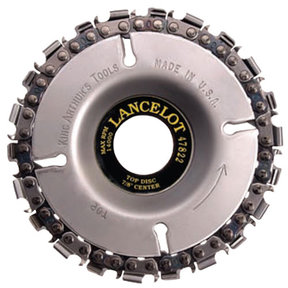 "Lancelot Woodcarving Disc, 22 Teeth, 7/8"" Arbor"