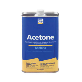 Solvent Acetone Quart