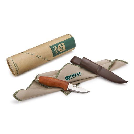 View a Larger Image of Knife Skog Carving