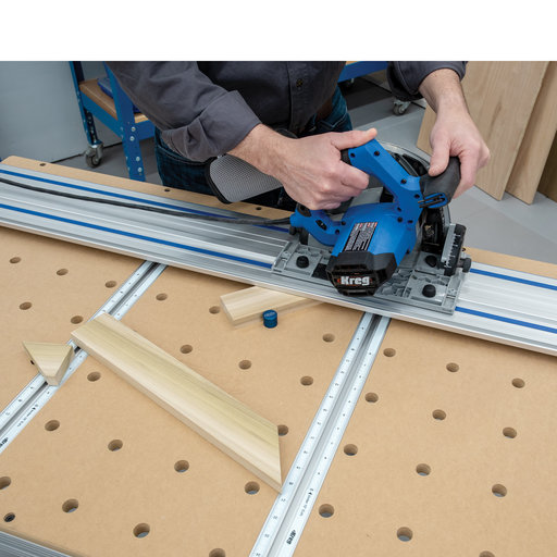 """View a Larger Image of Adaptive Cutting System 62"""" Guide Track"""