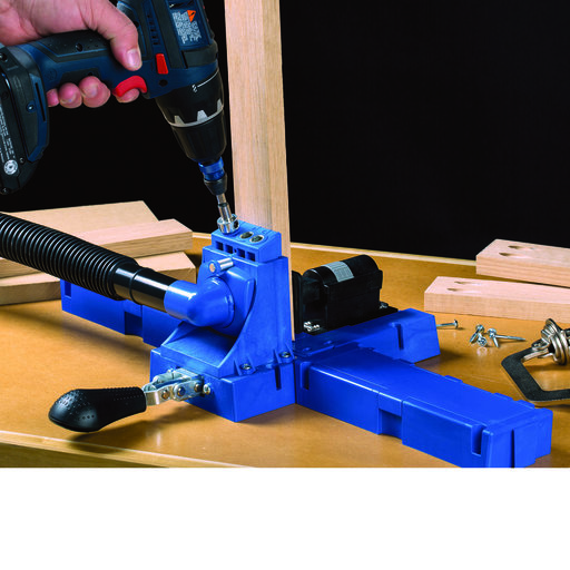 View a Larger Image of Jig K5 Pocket-Hole System