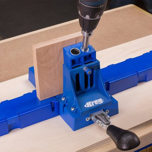 View a Larger Image of Pocket-Hole Custom Plug Cutter System