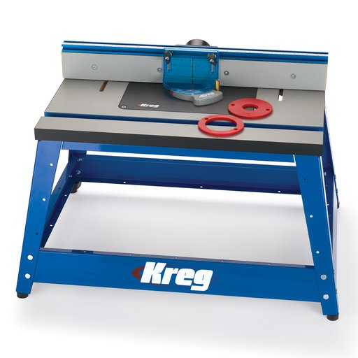 View a Larger Image of Precision Benchtop Portable Router Table, # PRS2100