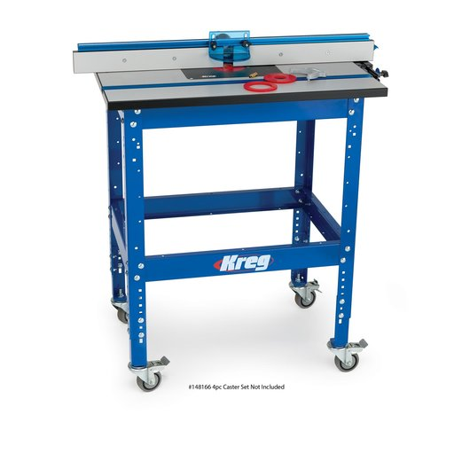 View a Larger Image of Precision Router Table System, # PRS1045