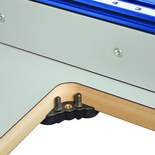 View a Larger Image of Precision Router Table Insert Plate Levelers