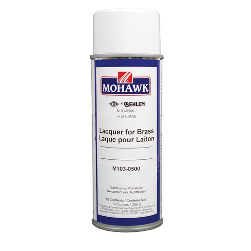 View a Larger Image of Lacquer Brass Aerosol 13 oz