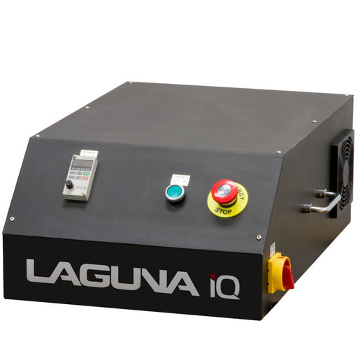 View a Larger Image of Laguna iQ CNC Machine, 3 HP with Electro Spindle